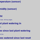 Smart Plant Watering