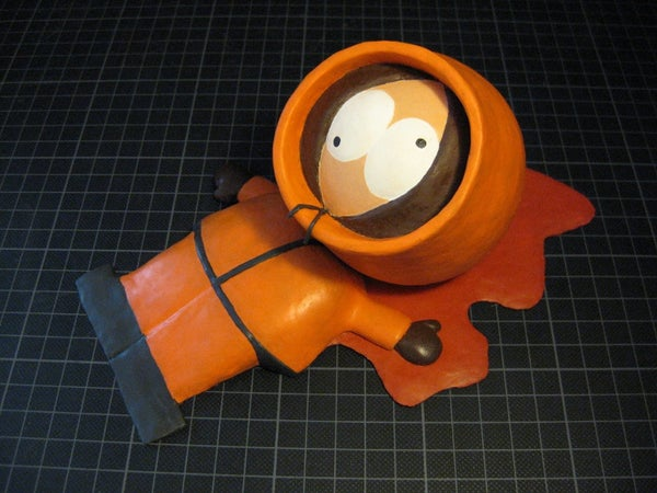 """You Killed Kenny"" Door Stopper"