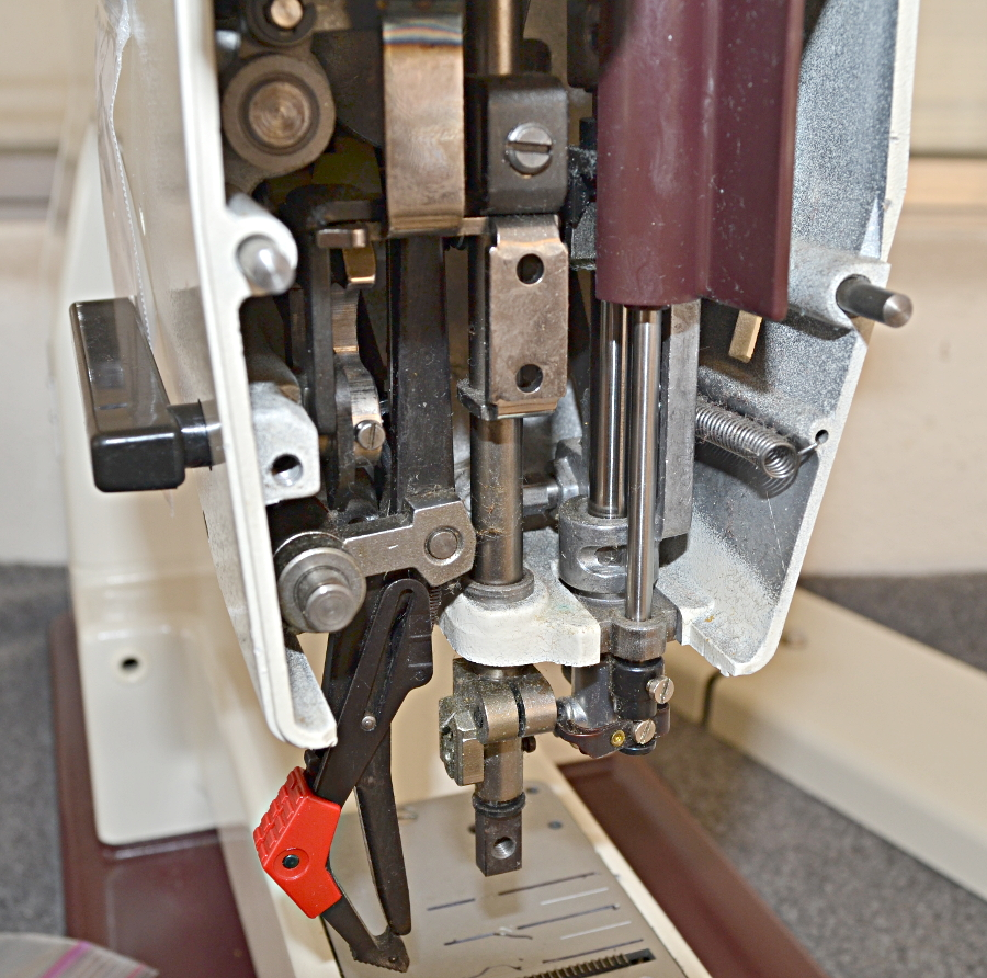 Picture of Insert the New Lever