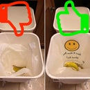 Hack Your Garbage Can to Use Grocery Store Plastic Bags