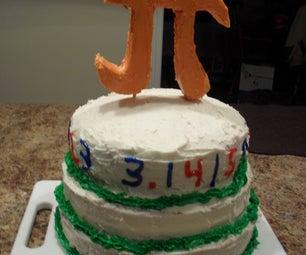 Better Then Pi Cake