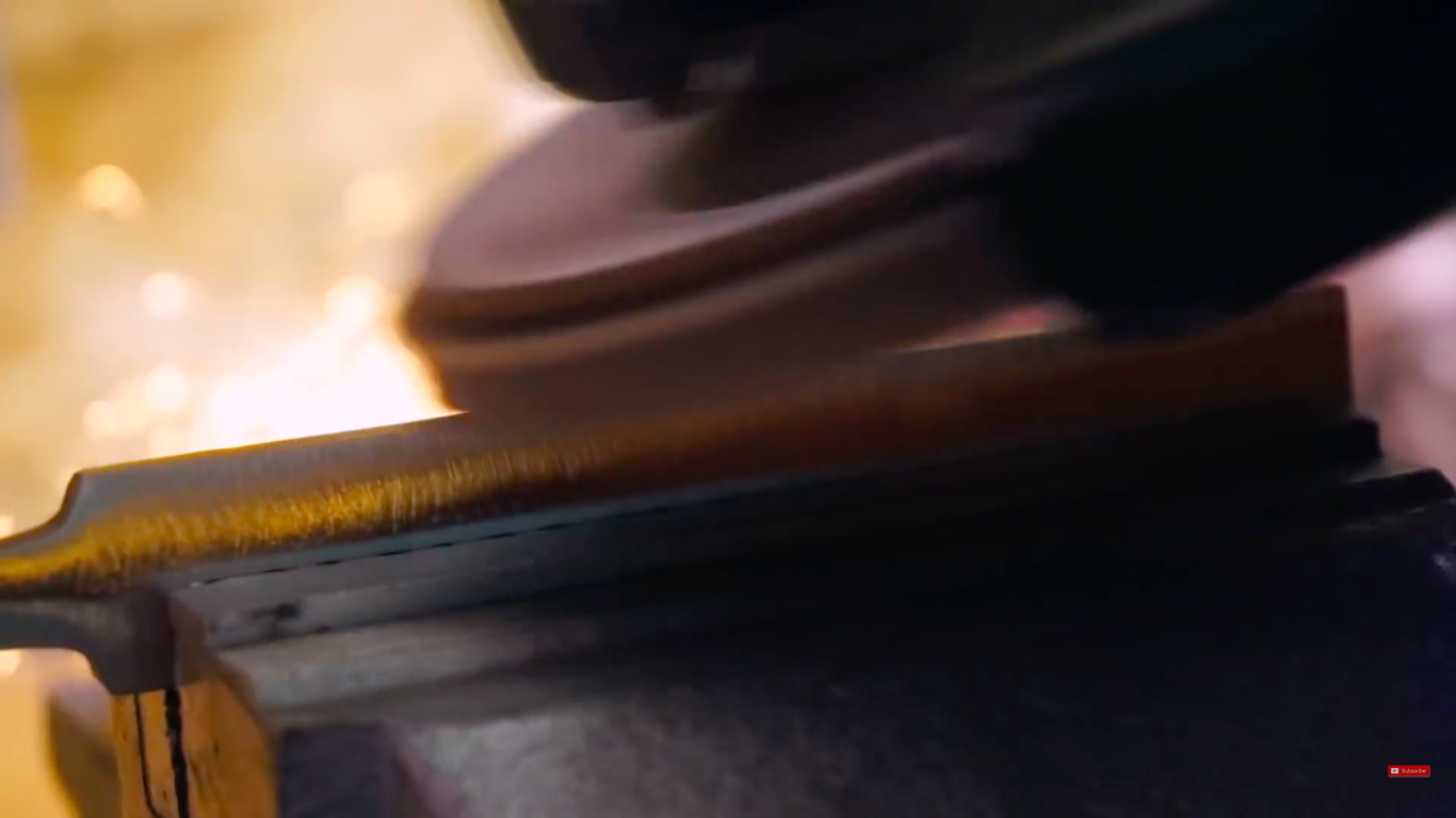 Picture of Annealing Steel and Shape