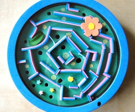 How to Make a Marble Maze