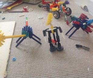 Knex Dinobots