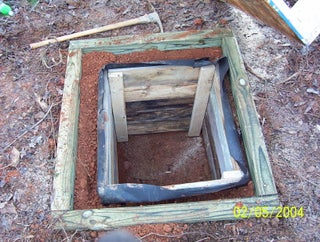 outhouse : 3 steps - instructables  instructables