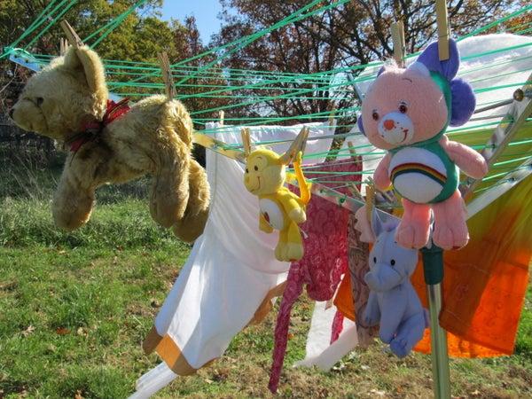 How to Wash Stuffed Animals