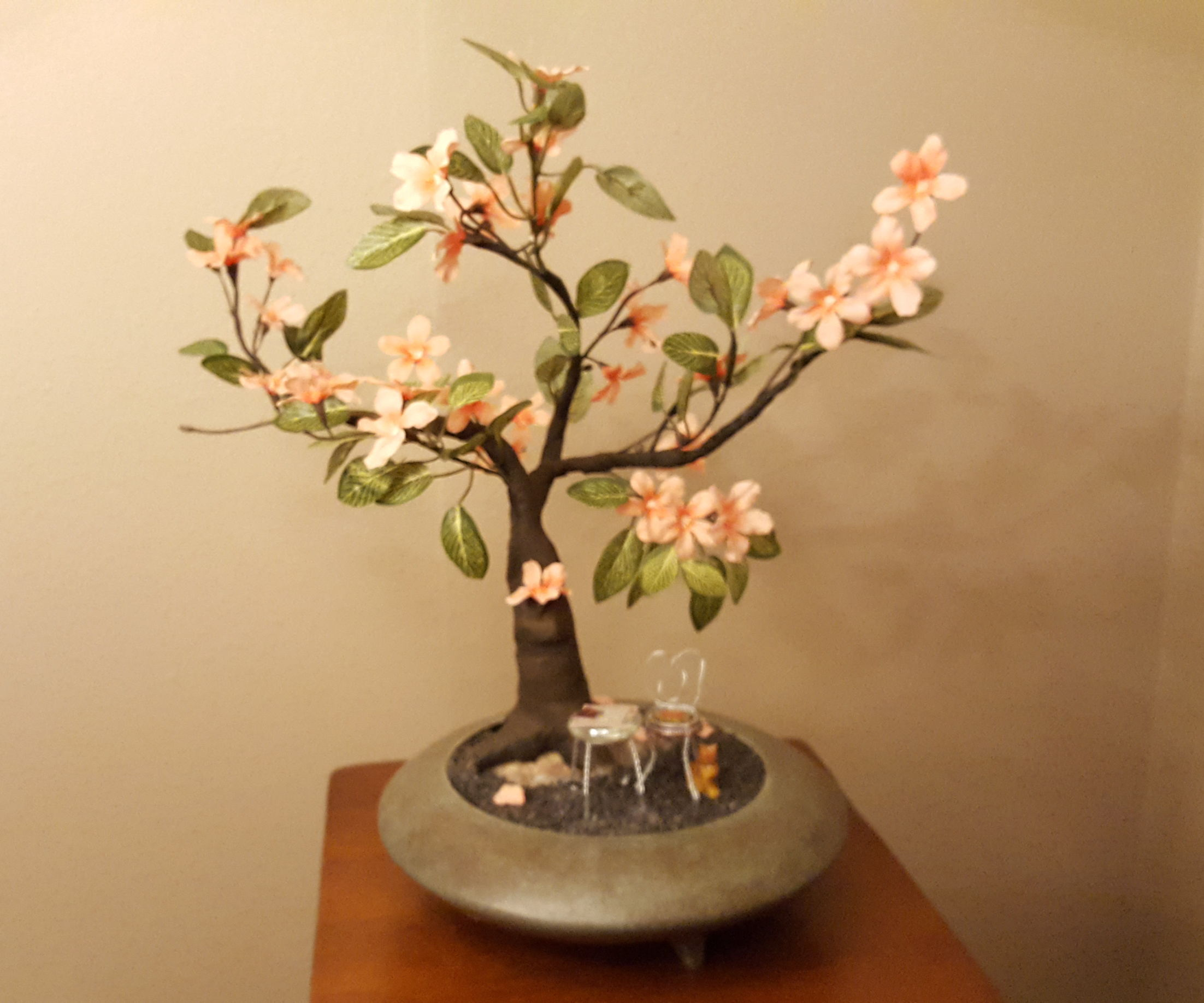 Picture of DIY Faux Bonsai Tree