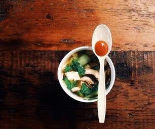Easy Miso Soup Hack