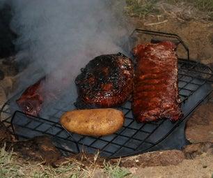 Make Your Own Smoke Pit.