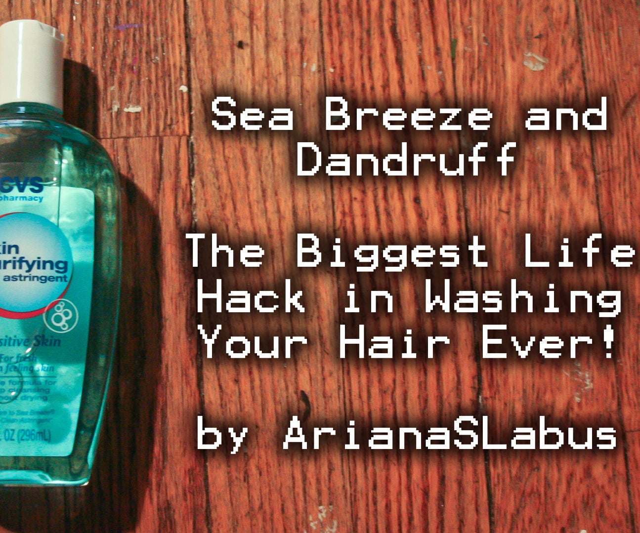 sea breeze astringent cvs