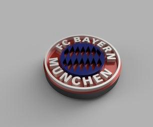 Bayern München Spinning Whell