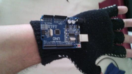 Make the Arduino's Holder