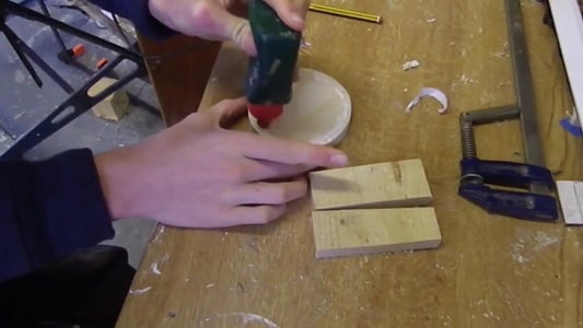Cutting the Rings Out.
