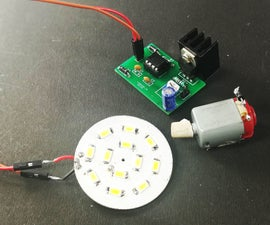 How to Make High Power Led Dimmer+Dc Motor Speed Controller