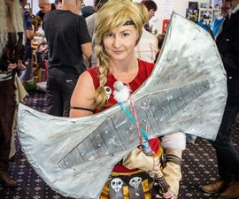 Astrid Cosplay- How to Train Your Dragon 2
