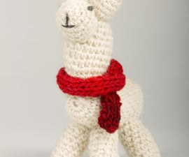 Señor Blanco de Alpaca