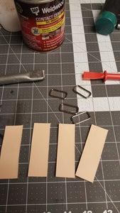 Adding Strap Ring Holders