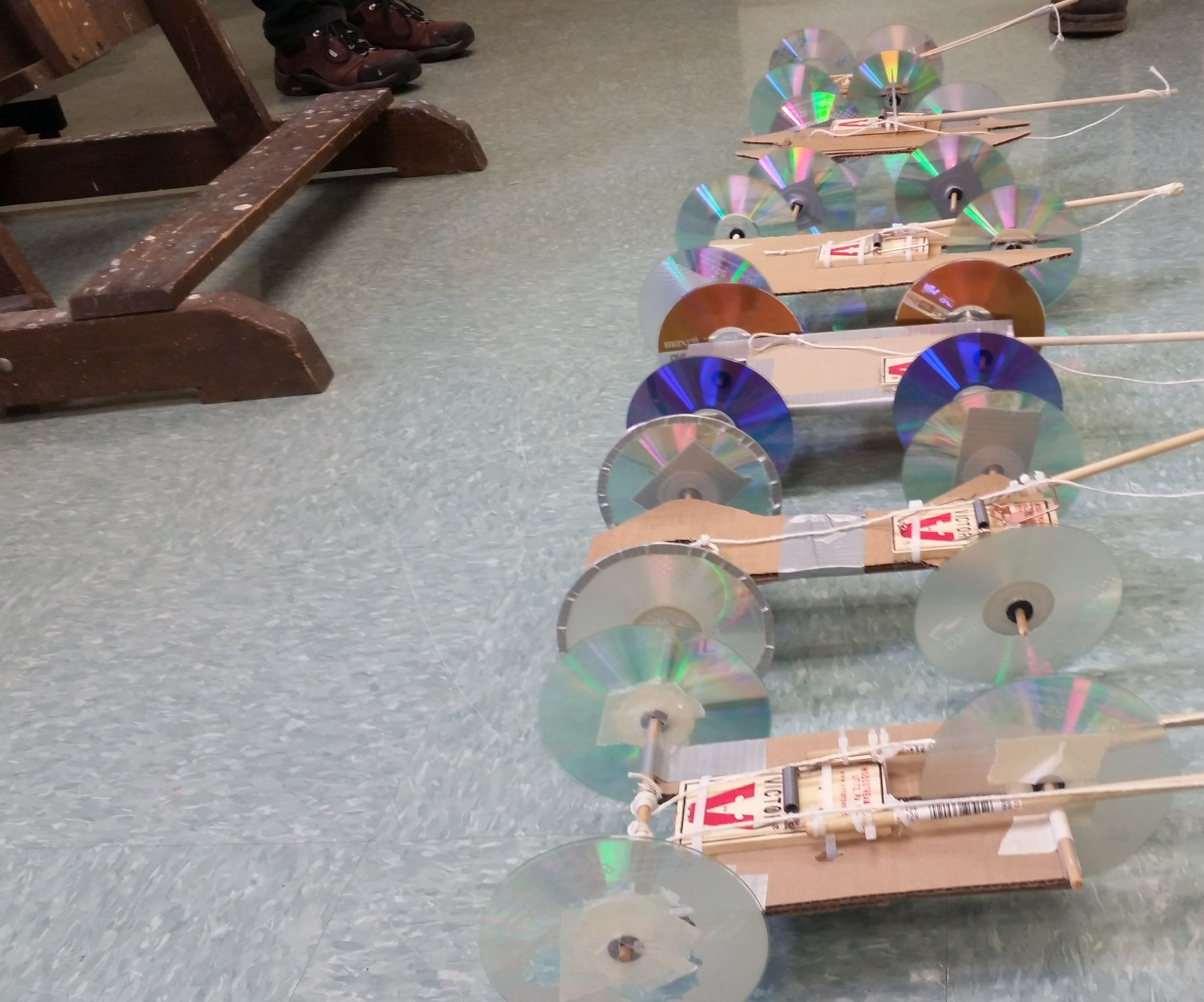 Build A Mousetrap Car 8 Steps With Pictures