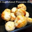 3-Ingredient Pancake Balls