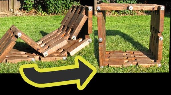 Adjustable Modular Furniture