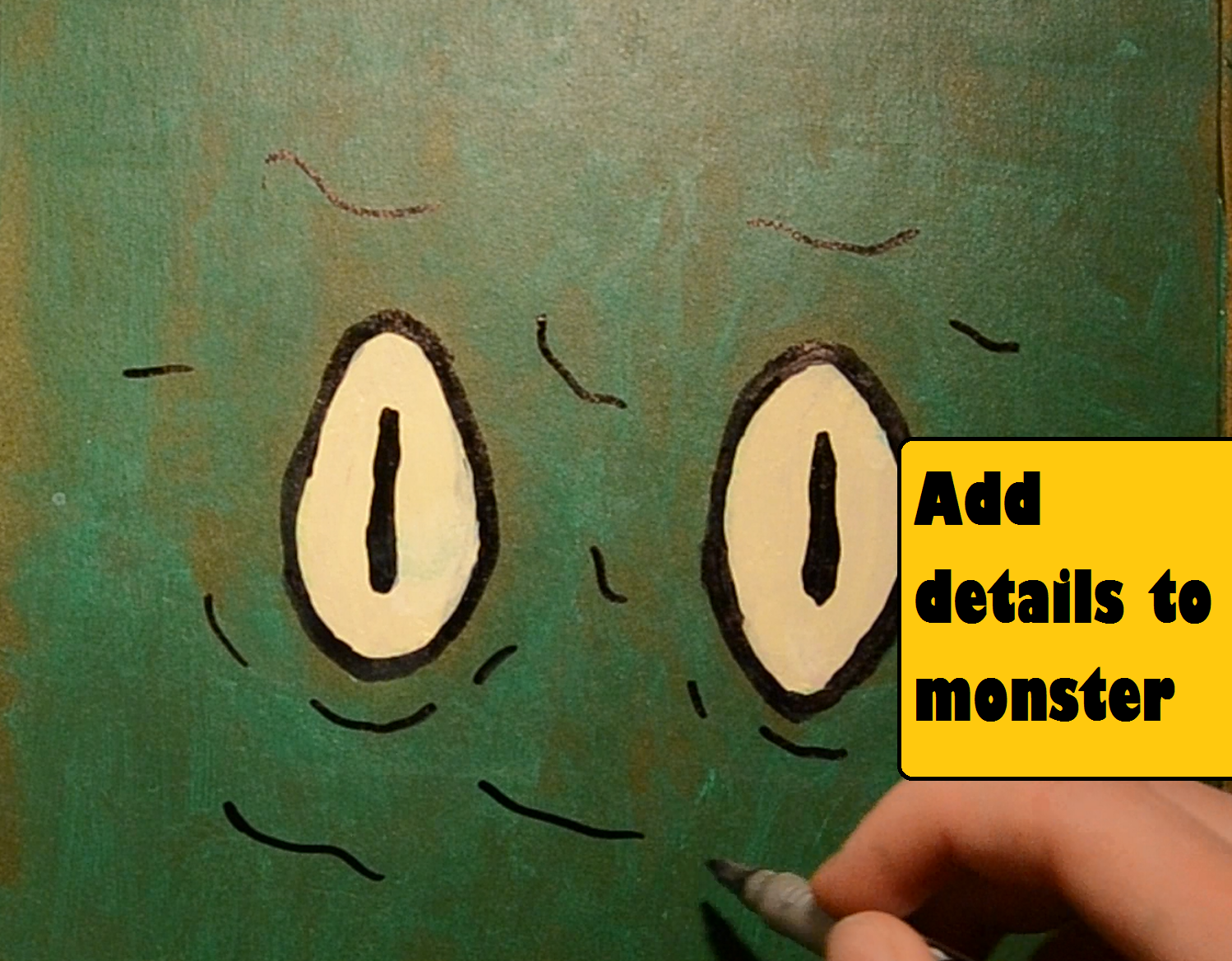 Picture of Add Details to Monster