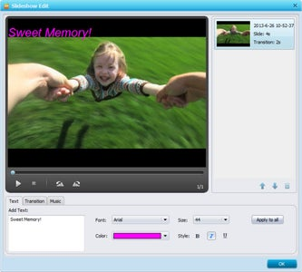 Edit the Videos, Photos You Imported
