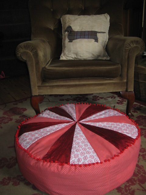 Picture of Funky Floor Cushion
