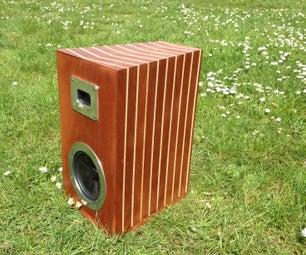 Striped Speakers