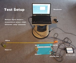Enhanced Ultrasonic Range Finder