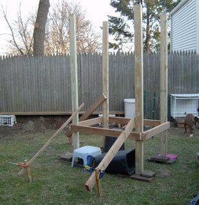 Placing the Posts