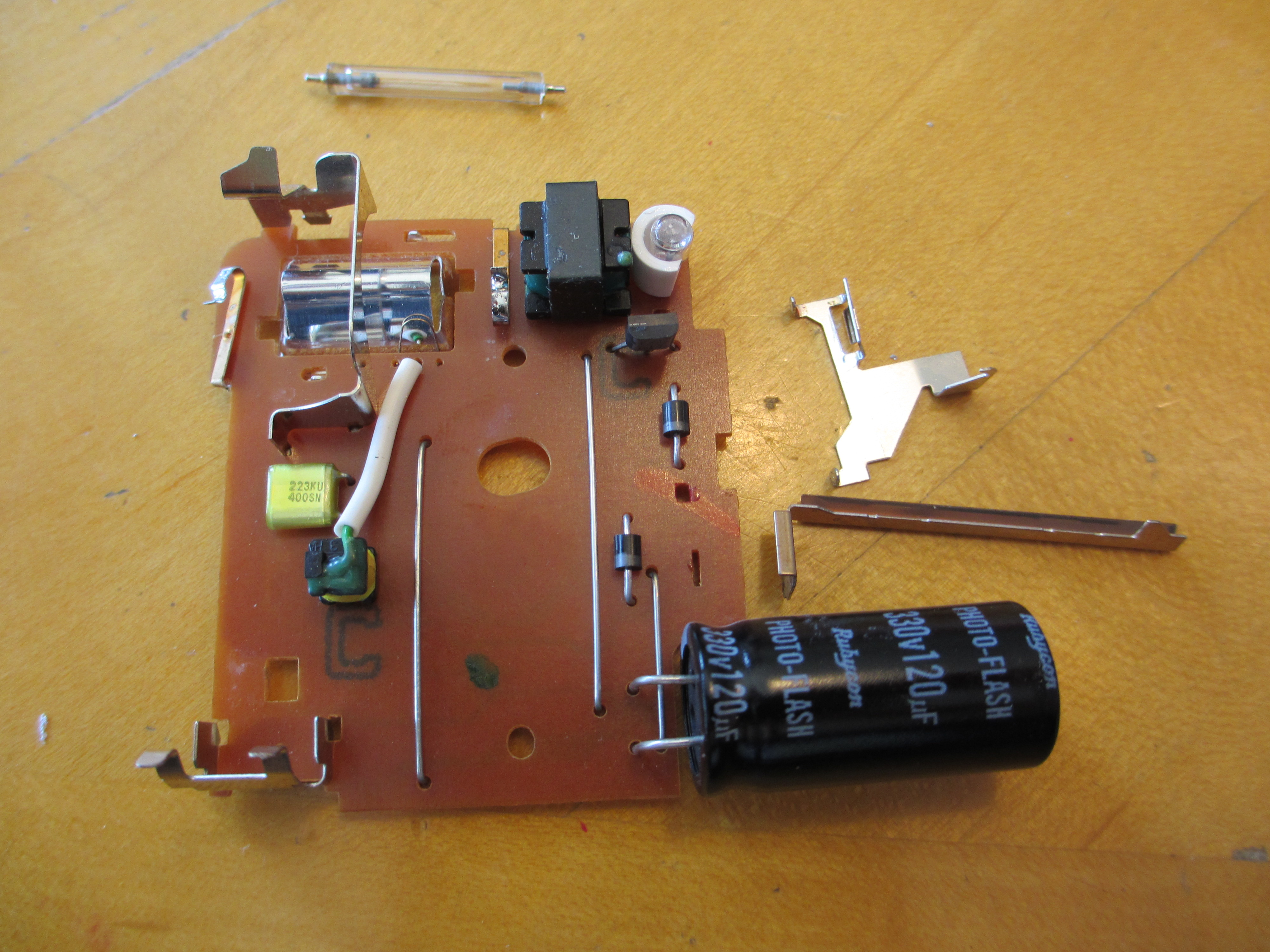 Picture of Electronics: Step 1