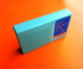 Assembling AM Radio Receiver Kit
