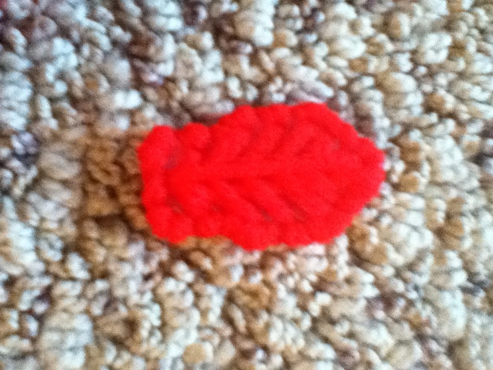 Picture of Sew One Red Feather