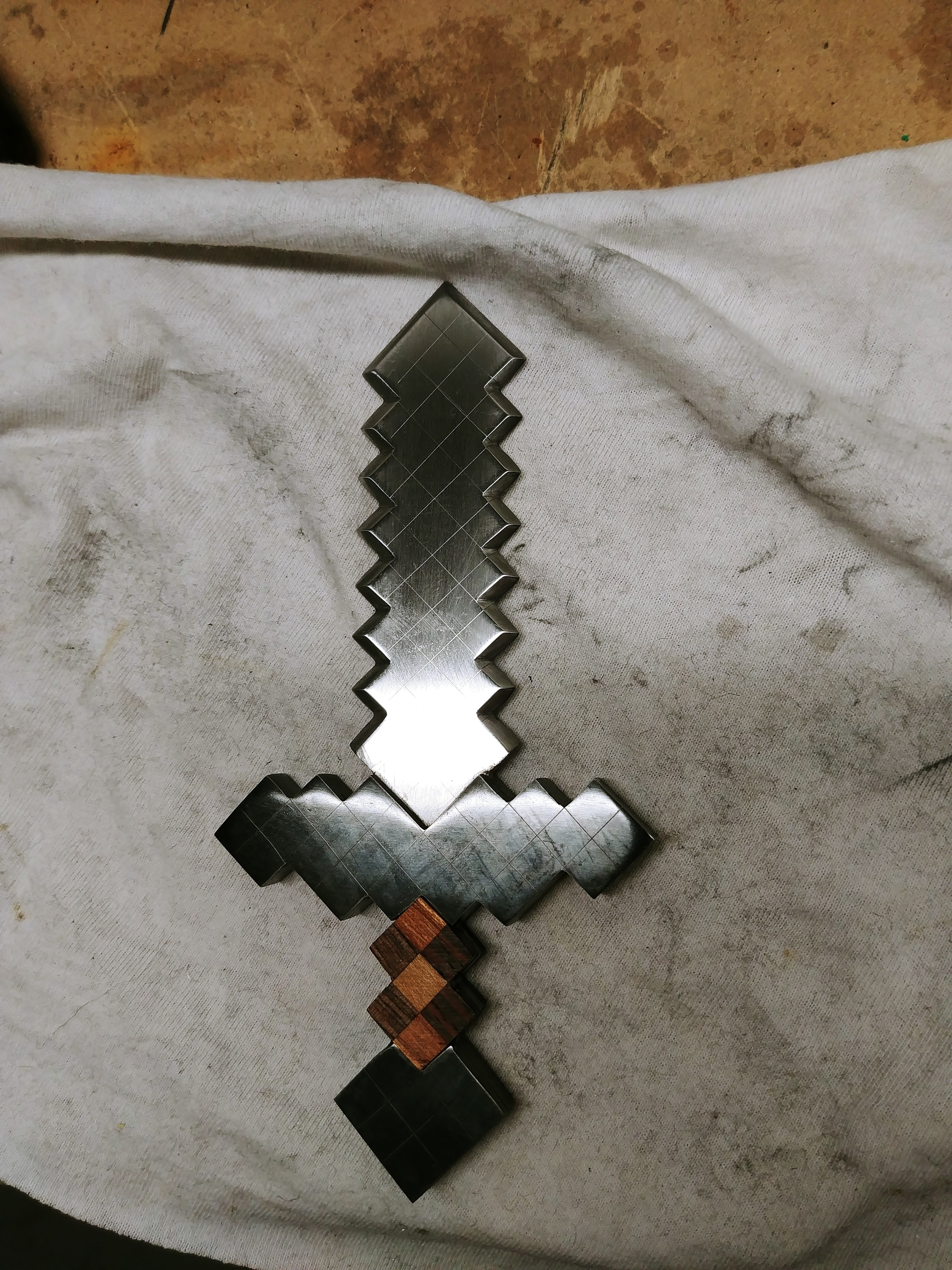 Picture of Add the Wood Handle