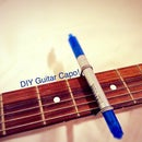 DIY Guitar Capo