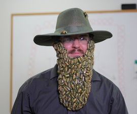 Beard of Bees Costume