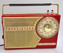 Raspberry Pi Radio