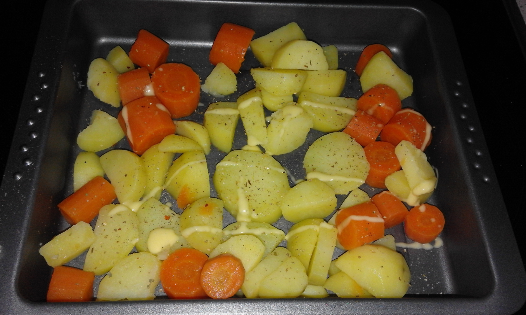 Picture of Potatoes and Carots