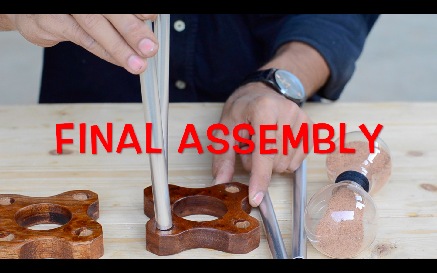 Picture of Final Assembly