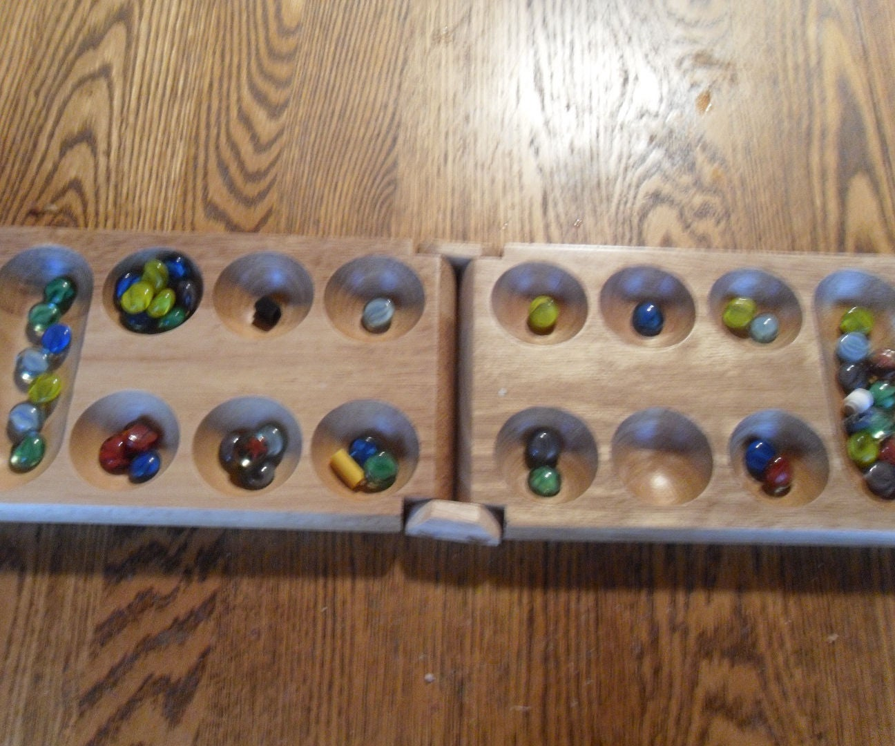 How To Play Mancala 5 Steps Instructables
