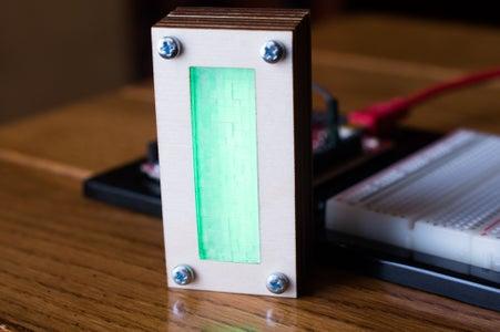 Minecraft Creeper Detector