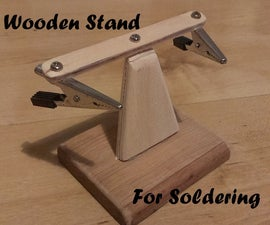 Stand for Soldering