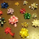 Star Shaped Ribbons