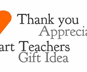 Teacher Appreciation Gift Sure to Please!