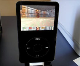 Play Doom on your iPod in 5 easy steps!