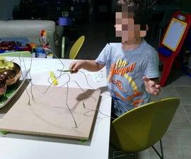 Simple Wire loop game