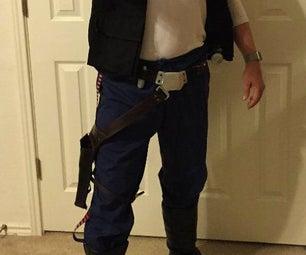 Han Solo Gun Belt