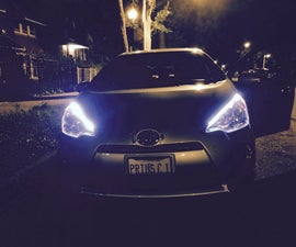 LED Style Headlight DRL