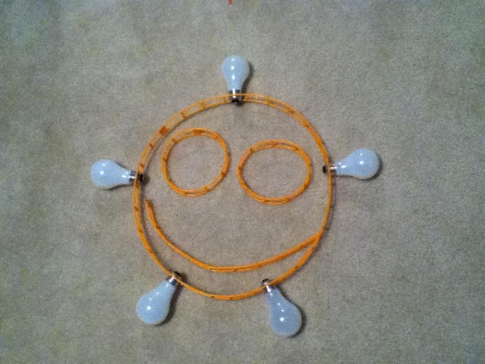 Picture of Professor Light Bulb