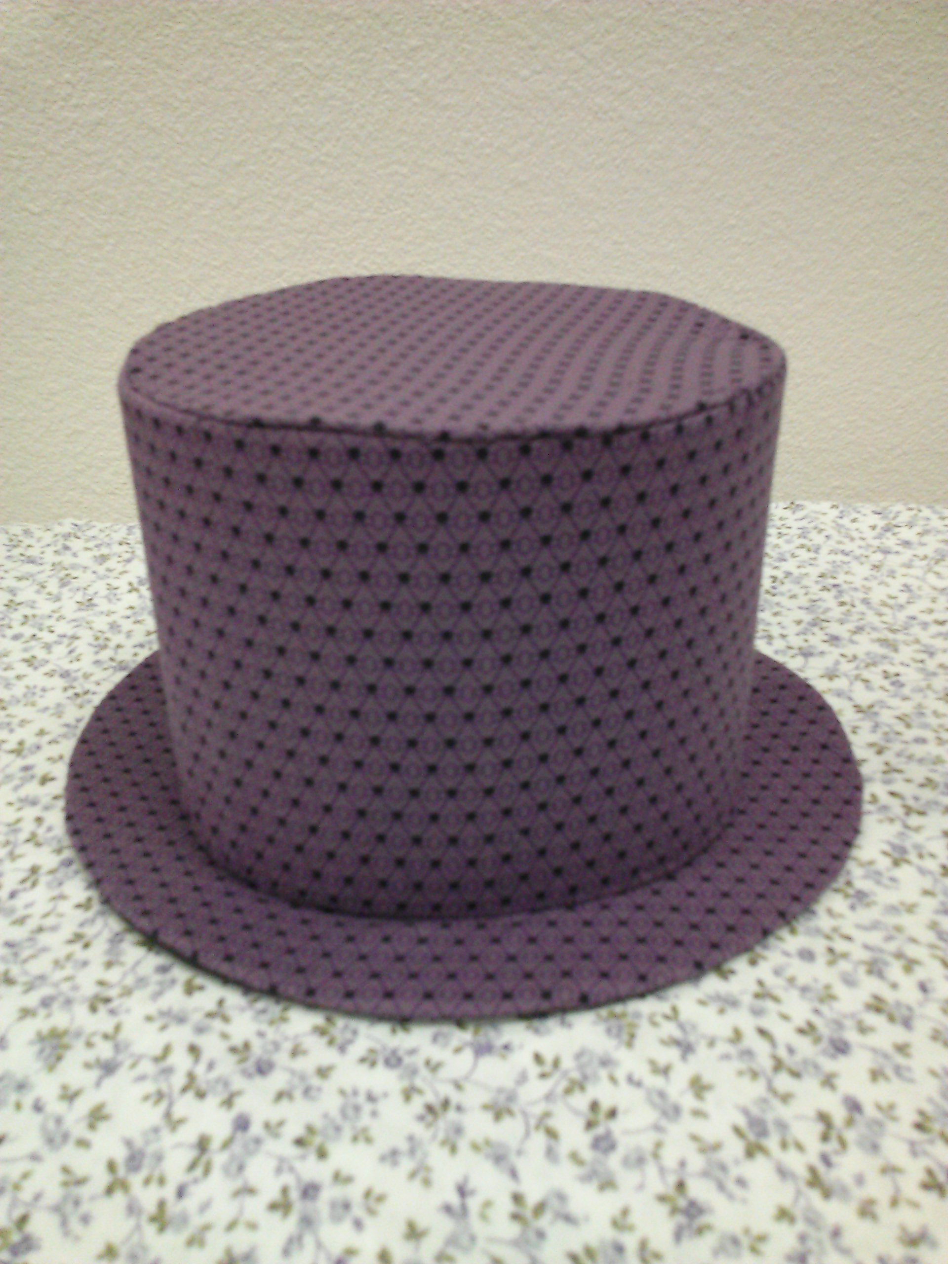 Picture of Attach Crown to Brim